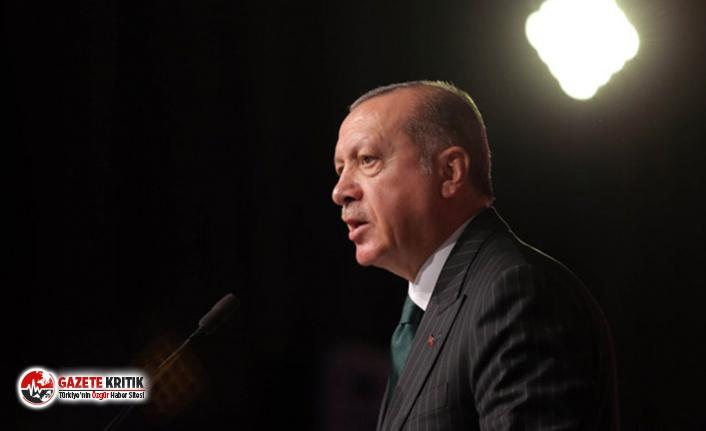 Cumhurbaşkanı Erdoğan: Zenginlik önemlidir ama...