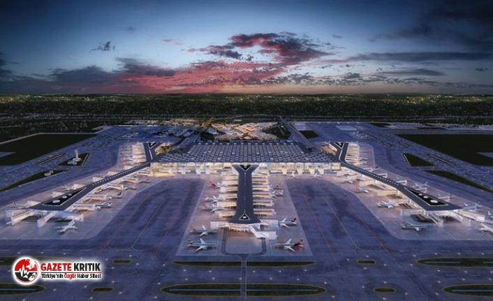 Deneyimli bir pilottan İstanbul Havalimanı yorumu: Meydan yerine AVM yapılmış buraya