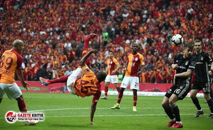 Derbide gülen taraf Galatasaray oldu; şampiyonluk...