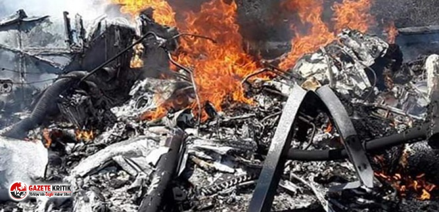 Dominik'te helikopter düştü: Ünlü iş insanı...