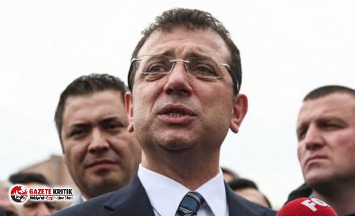 Ekrem İmamoğlu'nun kampanya direktörü Özkan:...