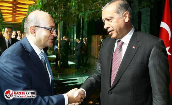 Erdoğan'ın imzasıyla atanan rektörden AKP'lilere teşekkür