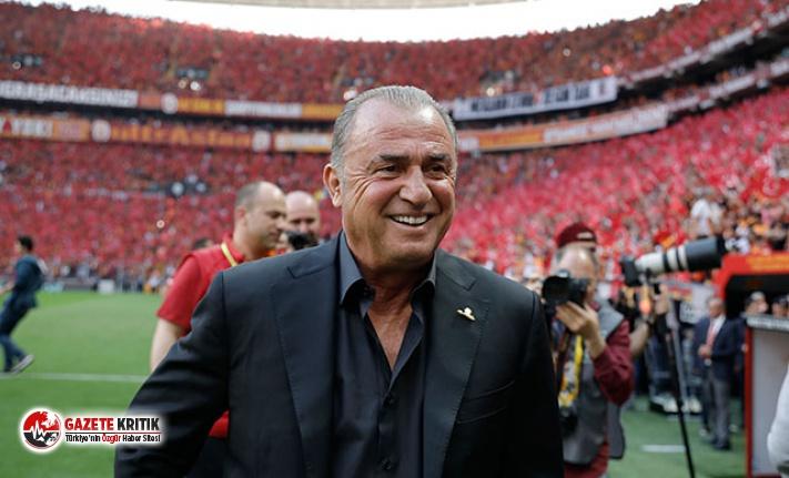 Fatih Terim'in Galatasaray'da 8. şampiyonluğu