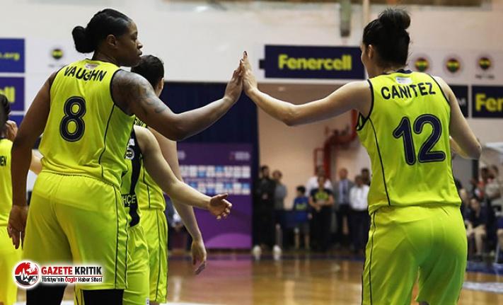 Fenerbahçe - Çukurova Basketbol: 80-68 (3-1)