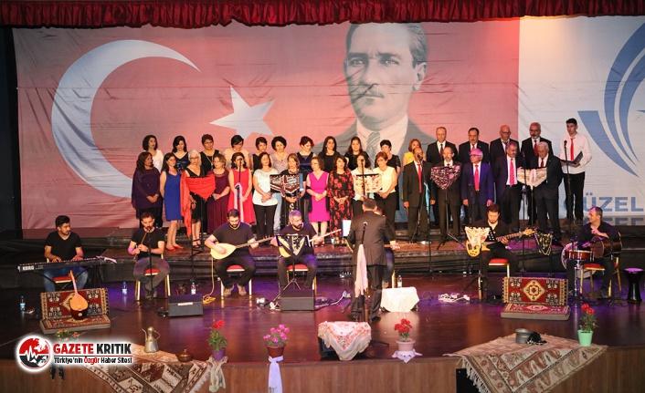 Güzelbahçe Belediyesi'nden 100. Yıl Konserleri