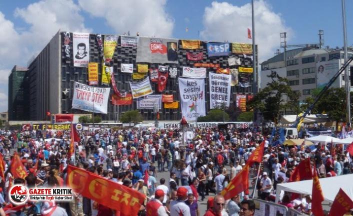 HKP'den Gezi Parkı açıklaması: Gezi Meşrudur!...