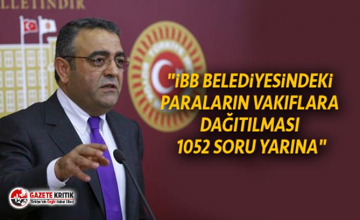 """""""İBB BELEDİYESİNDEKİ PARALARIN VAKIFLARA..."""