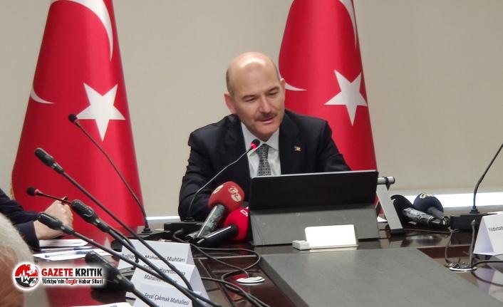 İçişleri Bakanı Soylu: İstanbul'da ilginç...