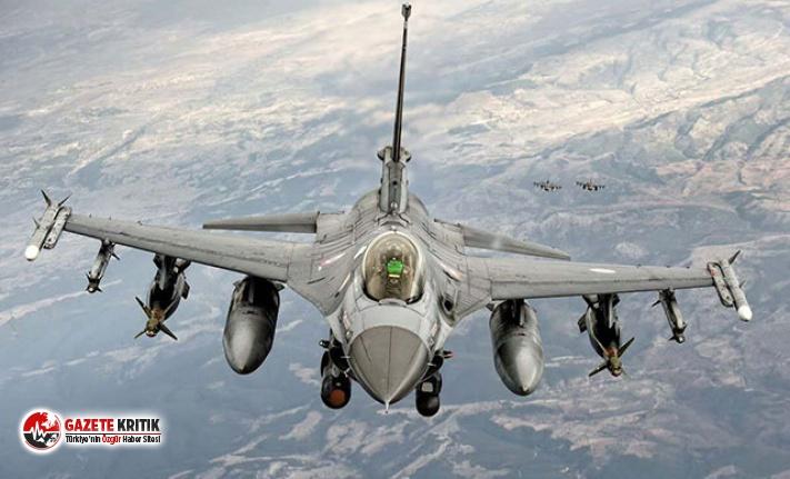 Irak'ın kuzeyindeki terör hedefleri vuruldu