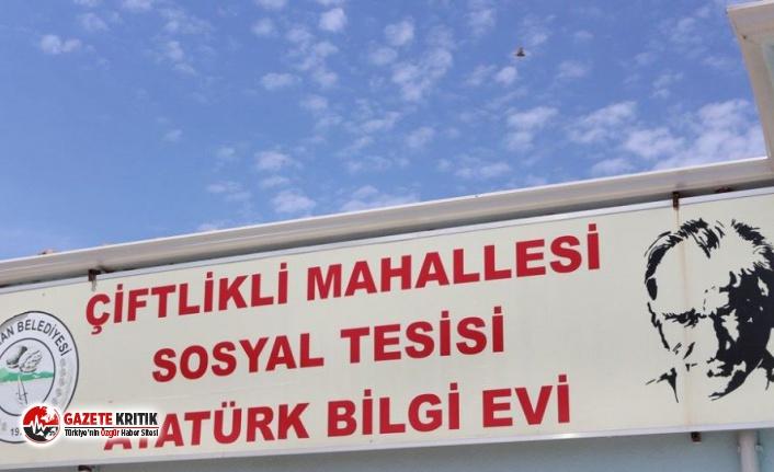 Kaman Belediye Başkanı Çolak'tan Atatürk Bilgi Evi açıklaması: Usulsüz dershanecilik faaliyetine son verdik