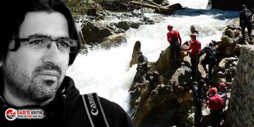 Kayıp gazeteci, 7 gündür aranıyor