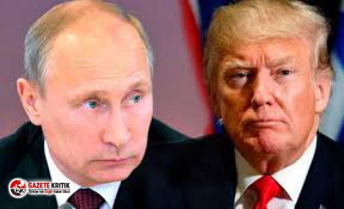 Kremlin: Putin ve Trump görüşmesi 1.5 saat sürdü