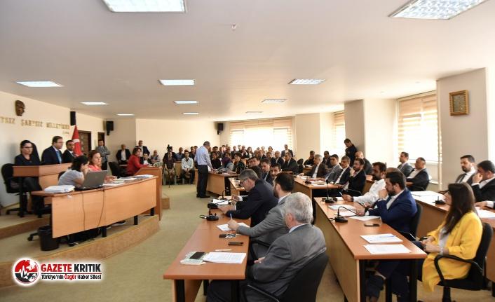 Maltepe Belediye Meclisi'nin mayıs ayı toplantıları...