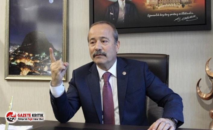 MHP'li Mehmet Taytak:Dersimlilerin sonu '38'deki dedelerinden farklı olmayacak'