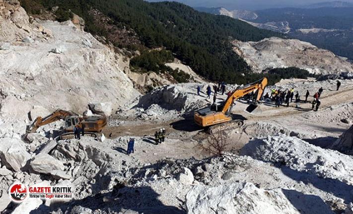Milas'taki maden faciasının sanıkları için...