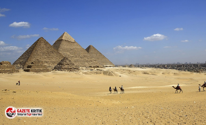 Mısır'da Giza Piramidi yakınlarında turist otobüsü hedef alındı: En az 12 yaralı