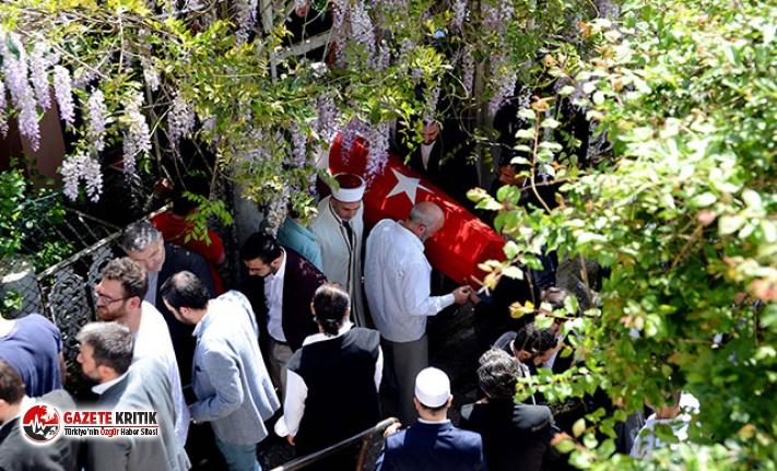 Mısıroğlu'nun cenazesi helallik için evine...