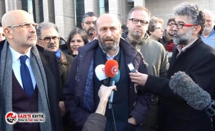 MİT TIR'ları davasında karar: Berberoğlu...