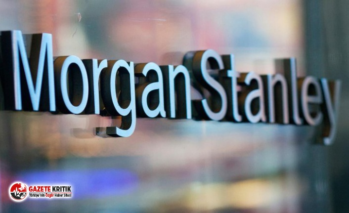 Morgan Stanley, Türkiye'nin 2019 büyüme görünümünü...