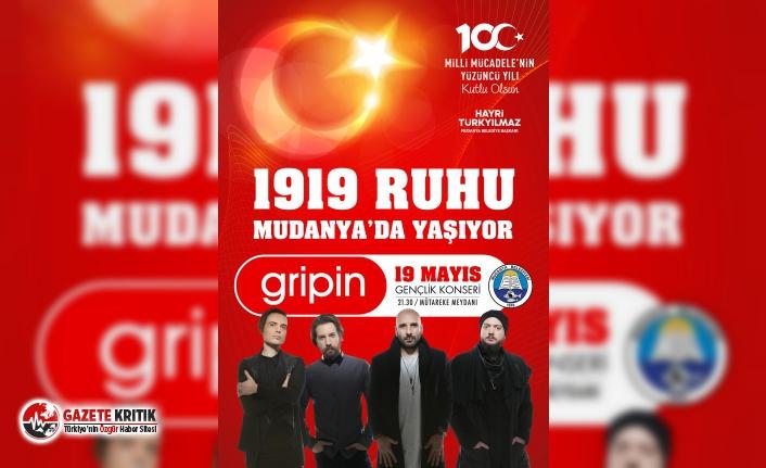 MUDANYA BELEDİYESİ'NDEN 19 MAYIS'TA 100. YILA...