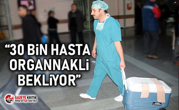 """Müzeyyen Şevkin:""""Organ bağışından kaçınıyoruz!"""""""
