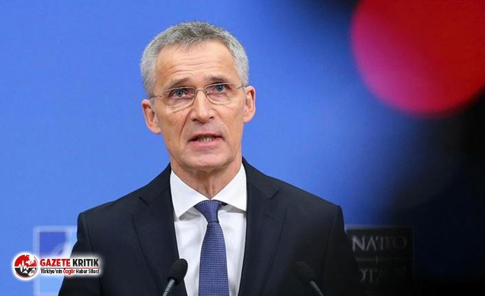 NATO'dan Türkiye açıklaması: Askeri teçhizat...