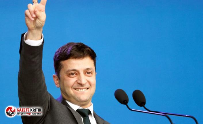 Oktay, yeni Ukrayna Cumhurbaşkanı'na konuk olacak