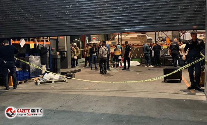 Sancaktepe'de şüpheli ölüm