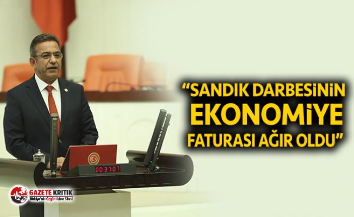 """""""SEÇİM İPTALİ KARARI ÜLKE RİSK PRİMİNİ..."""