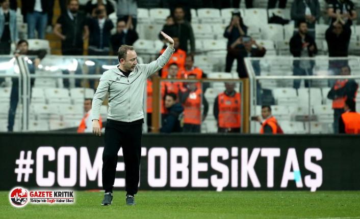 Sergen Yalçın'dan Beşiktaş mesajı: Bir gün...