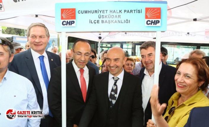 Soyer İstanbul'da: İmamoğlu'nun her zaman yanında olacağız