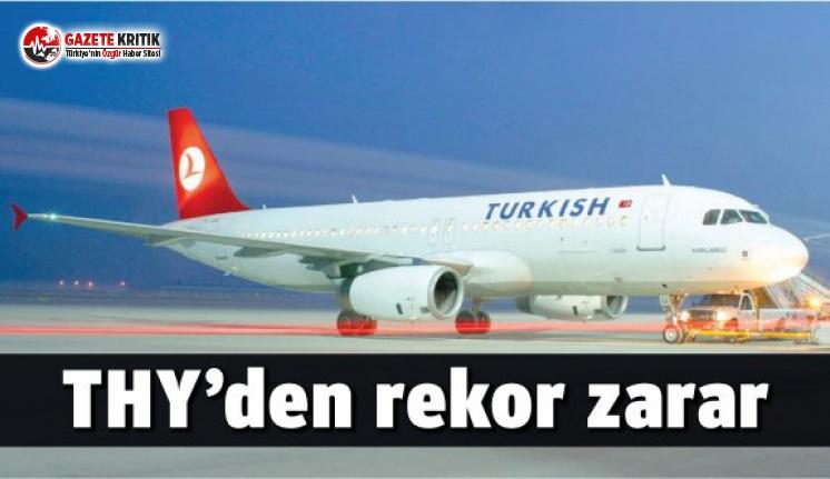 Türk Hava Yolları yılın ilk çeyreğinde rekor zarar açıkladı