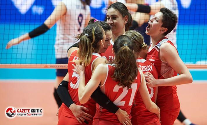 Türkiye - Güney Kore: 3-0