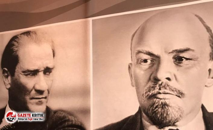 'Türkiye ile Rusya, Atatürk ile Lenin'in 100 yıl önce yaptığı gibi, güçlerini tehditlere karşı birleştirdi'