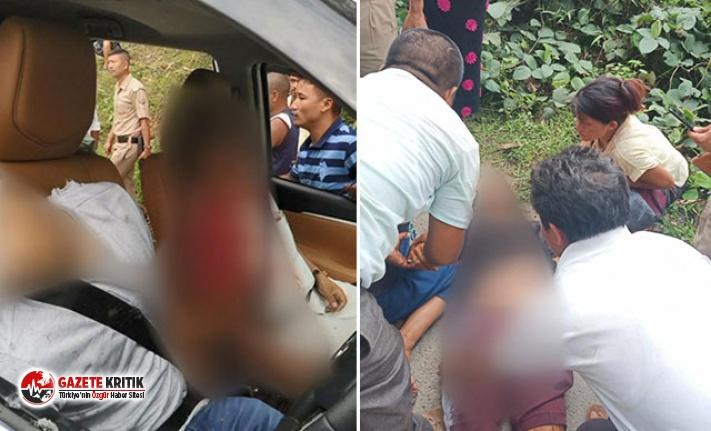 Ülkeyi sarsan saldırı! Meclis üyesinin konvoyuna kurşun yağdırdılar
