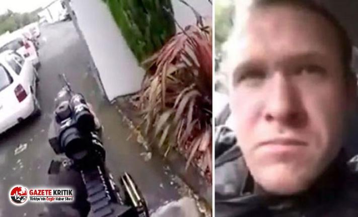 Yeni Zelanda saldırganı 'terör'le suçlanıyor