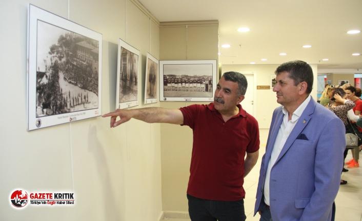 YIL SONU FOTOĞRAF SERGİSİ, KARTAL'DA AÇILDI