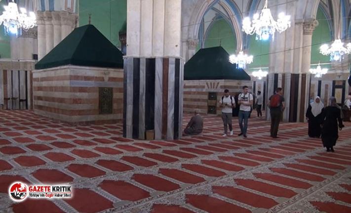 Yılda 631, ayda 57 vakit ezanın yasaklandığı cami Halilurrahman...