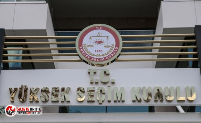 YSK, İstanbul için gerekçeli kararını açıklayacak
