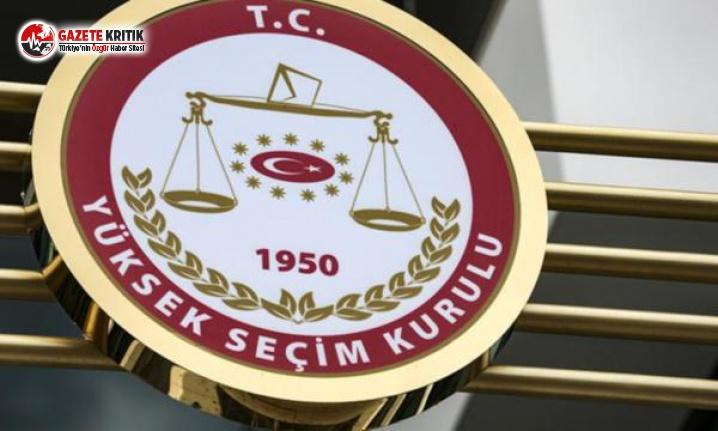 YSK Tunceli'de 6 mazbatayı iptal etti