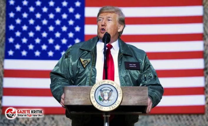 ABD Başkanı Trump: Pazartesi gününden itibaren İran'a ek yaptırımlar uygulayacağız