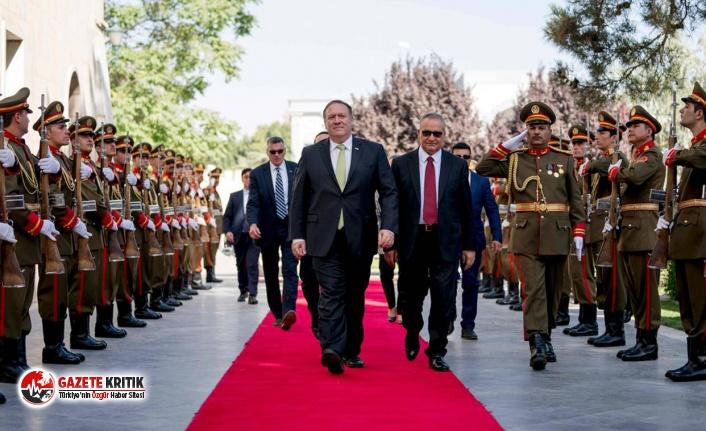 ABD Dışişleri Bakanı Mike Pompeo:Afganistan'dan...