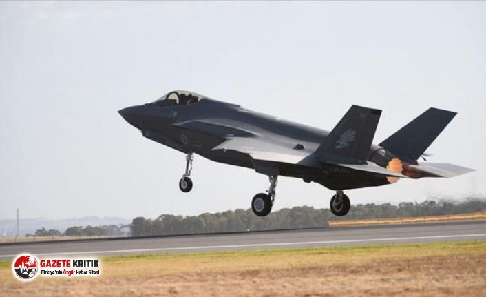'ABD, F-35 eğitimi alan Türk pilotları 31 Temmuz'da...