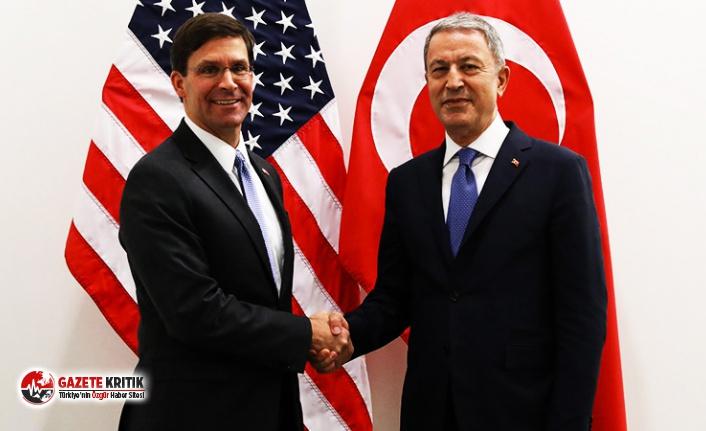ABD Savunma Bakan Vekili: S-400'ler gelirse Türkiye'nin ekonomide oluşacak olumsuzlukları da kabul etmesi gerekir