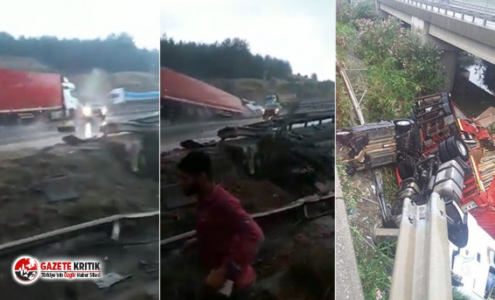Adana'da feci kaza: 3 yaralı