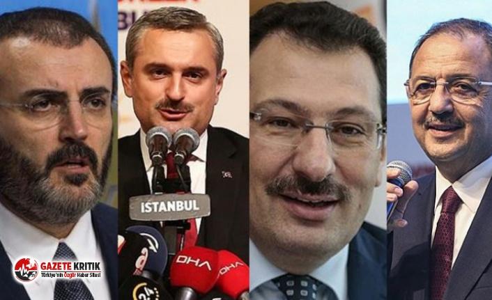 AKP'de 23 Haziran'ın faturası onlara kesilecek! İşte konuşulan isimler...
