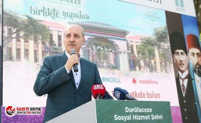 AKP'li Kurtulmuş: Abdülhamid Han ile Atatürk'ü birbirinden ayırmak tarihe ihanettir