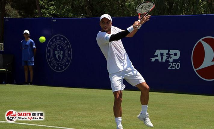 Antalya Open'da ilk gün tamamlandı