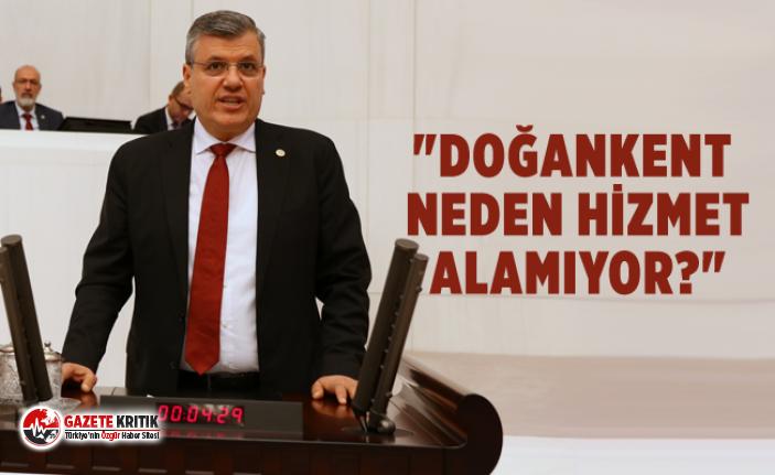Ayhan Barut, Doğankent'in sorunlarına çözüm...