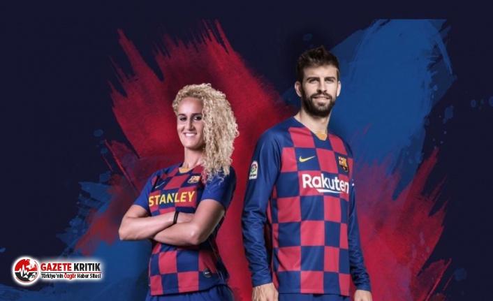 Barcelona'nın yeni forması yine gündem oldu